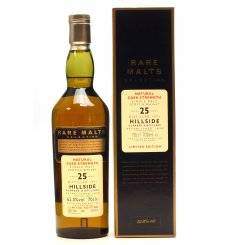 Hillside 25 Years Old 1971 - Rare Malts