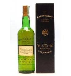 Macallan - Glenlivet 30 Years Old 1963 - Cadenhead's Authentic Collection