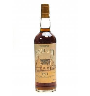 Macallan 1971 - 1995 Samaroli Limited Edition