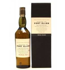 Port Ellen 22 Years Old - 1st Release