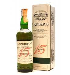 Laphroaig 15 Years Old Unblended - Pre Royal Warrant
