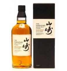 Yamazaki Mizunara Japanese Oak Cask - 2013 Release