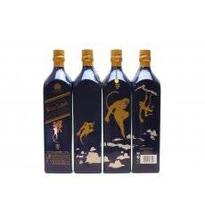 Johnnie Walker Blue Label - Year Of The Monkey Collection (1 Litre x4)