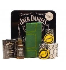 Jack Daniels Old No.7 Miniature - Poker Nights Set