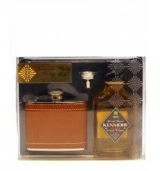 Kenmore Special Reserve & Hip Flask Set (10cl)