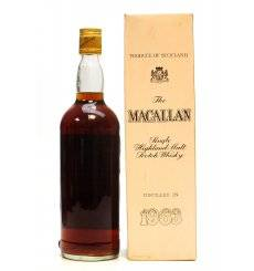 Macallan 1963 - Special Selection