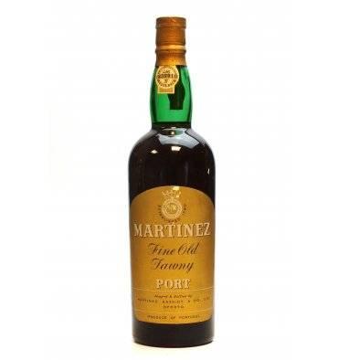 Martinez Fine Old Port