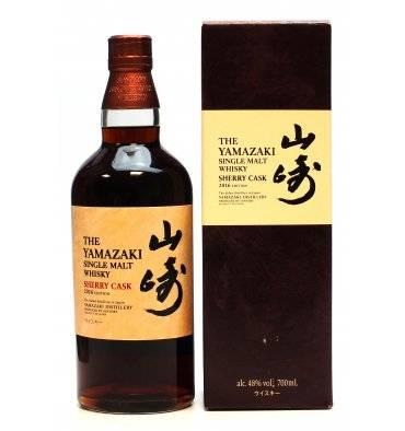 Yamazaki Sherry Cask - 2016 Release