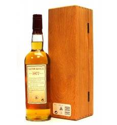 Glenmorangie 21 Year Old 1977 - Limited Bottling Edition