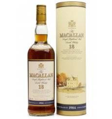 Macallan 18 Years Old 1984 (750ml)