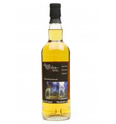 North British 25 Years Old 1991 - Port Sgioba 4 Private Cask