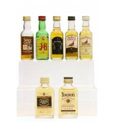 Assorted Blended Miniatures x7