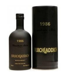 Bruichladdich 1986 - Blacker Still Cask Strength