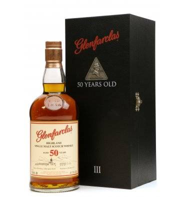 Glenfarclas 50 Years Old - Family Collector Series III