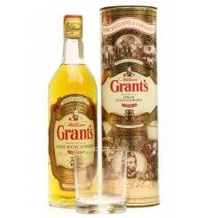 Grant's Family Reserve with Glass