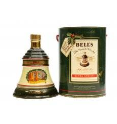 Bell's Decanter - Christmas 1991