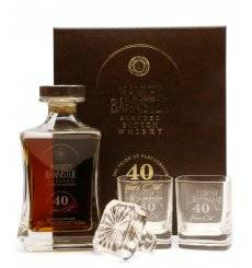 Hankey Bannister 40 Years Old - 250th Anniversary Decanter