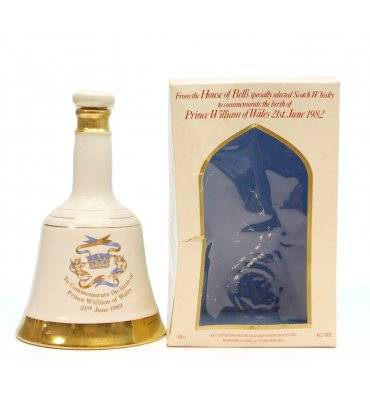 Bell's Decanter - Birth Of Prince William