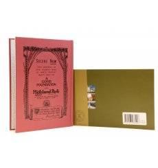 Highland Park Collectable Book - A Good Foundation & Italian Ardbeg Brochure
