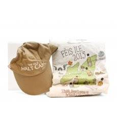 Feis Ile 2013 T-Shirt & The Old Malt Cask Cap