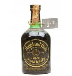 Highland Park 18 Years Old 1960 - 1980 Dumpy