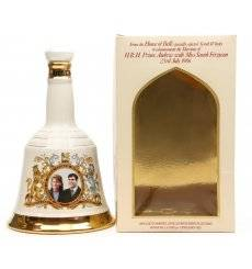 Bell's Decanter - Marriage Of Prince Andrew & Miss Sarah Ferguson