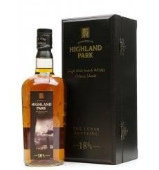 Highland Park 18 3/5 Years Old - The Lunar Bottling