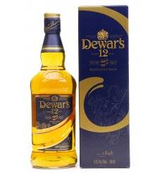 Dewar's 12 Years Old - Double Aged