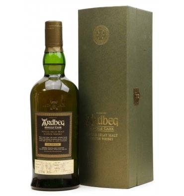 Ardbeg Single Cask 1975 - Cask No.4719 (Ex-Fino)