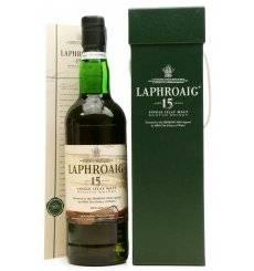 Laphroaig 15 Years Old - Erskine 2000 Appeal