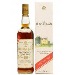 Macallan 10 Years Old - 100° Proof