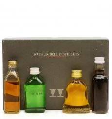 Arthur Bell Distillers Miniatures Set (5cl x4)