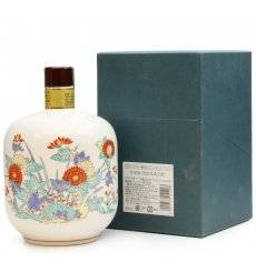 Hibiki 21 Years Old Ceramic Decanter - 2006 Release