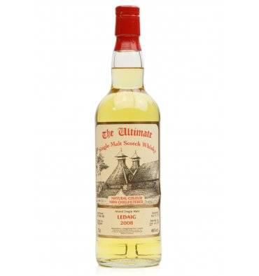 Ledaig 7 Years Old 2008 - The Ultimate