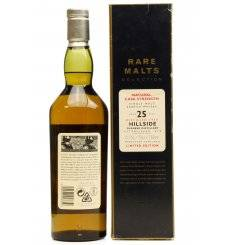 Hillside - Glenesk 25 Years Old 1970 - 1997 Rare Malts