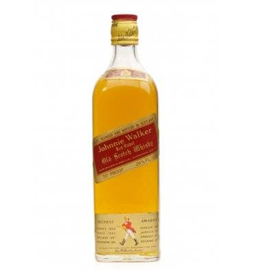 Johnnie Walker Red Label - 70° Proof (26 ⅔ Fl Ozs)