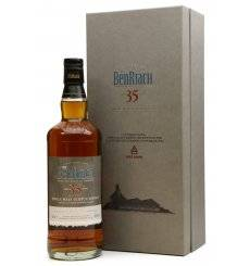 BenRiach 35 Years Old - KBZ Bank Limited Edition