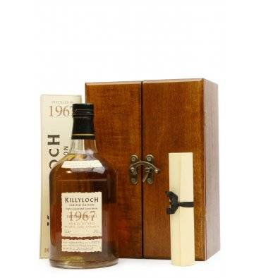 Killyloch 1967 - 2003 Cask Strength Limited Edition