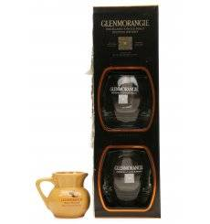 Glenmorangie Whisky Glasses X2 & Small Water Jug