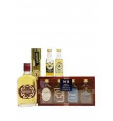 Assorted M&S Whisky (6x5cl, 1x20cl) Incl: Inverey Single Malt