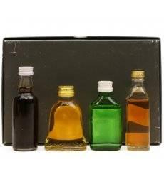 Arthur Bell Distillers Gift Set (4x5cl)