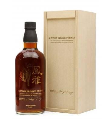 Suntory Blended Whisky - Yamazaki Houga