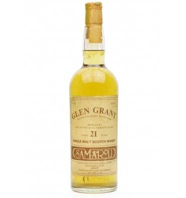 Glen Grant 21 Years Old 1963 - Samaroli