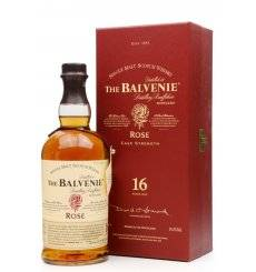 Balvenie 16 Years Old - Rose 1st Release