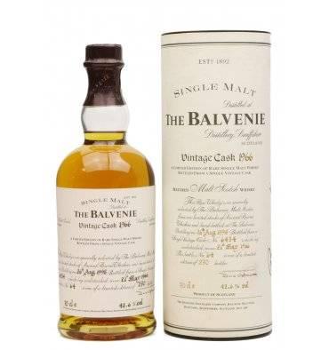Balvenie Vintage Cask 1966 - 1998 Cask 6434