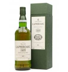 Laphroaig Vintage 1977 Vintage Reserve