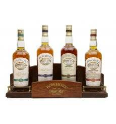 Bowmore Single Malt Box Set (4x 70cl)
