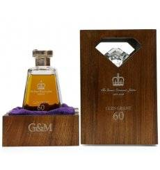 Glen Grant 60 Years Old 1952 - G&M Queen's Diamond Jubilee