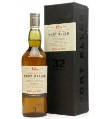 Port Ellen 32 Years Old - 12th Release