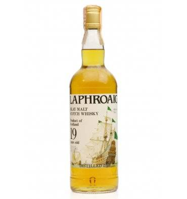 Laphroaig 19 Years Old 1969 - Sestante